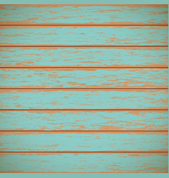 Wooden panels with peeling paint vector