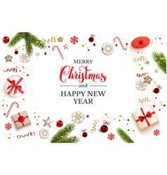 Holiday christmas backdrop vector