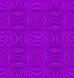 purple hypnotic abstract seamless striped spiral vector image