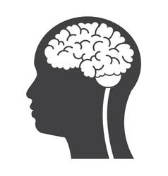 Neurology icon vector