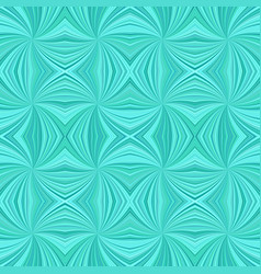 turquoise abstract hypnotic seamless striped vector image
