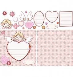 Valentine's Day vector image