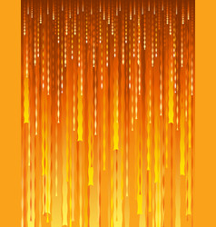 abstract modern background with fiery red vector image