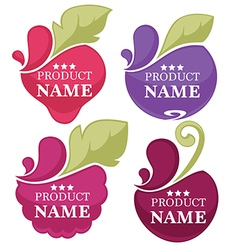 Berry collection vector