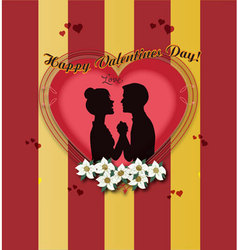 Happy-Valentine-Love vector