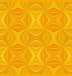 orange seamless abstract psychedelic curved vector image