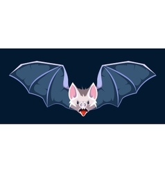 cartoon of Bat vector image