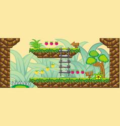 2d tileset platform game 12 vector