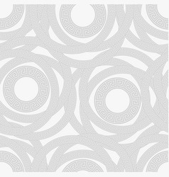 abstract background lines and shapes vector image