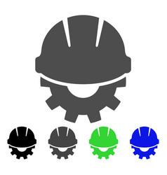 development flat icon vector image