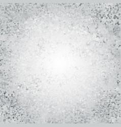 Grey mottled marble background vector