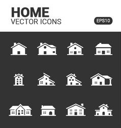 Homes vector
