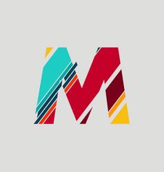Initials letter logo vector