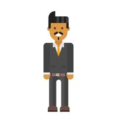 Latin-american man vector