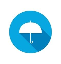 Umbrella icon Protection from rain vector