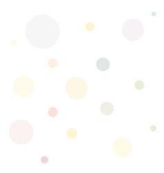 circle background pattern fabric circles abstract vector image