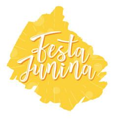 Brazil june festival vector