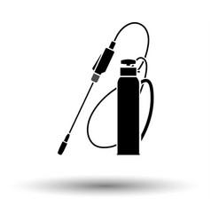 garden sprayer icon vector image