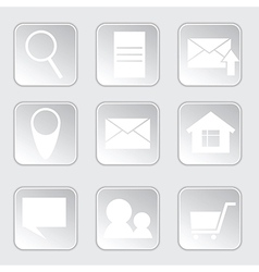 Icon for internet-shop vector