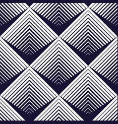 geometric seamless pattern abstract tiling vector image