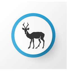 Impala icon symbol premium quality isolated vector