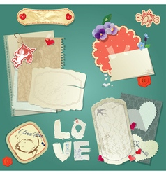 labels paper 1 380 vector image vector image
