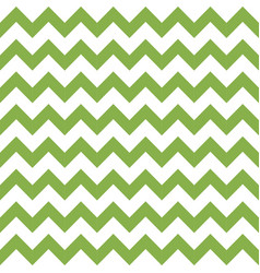 green spring chevron seamless pattern background vector image vector image