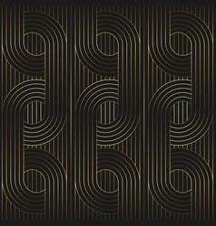 Abstract circles background vector