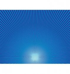 Blue spiral vector