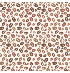 coffe pattern vector image