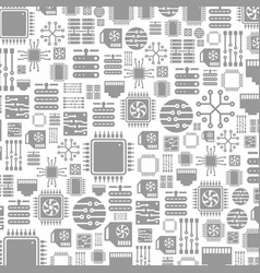 background the computer6 vector image