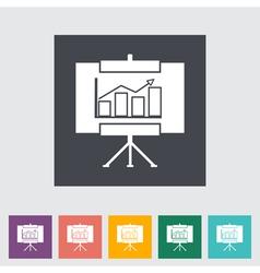 Board icon vector image