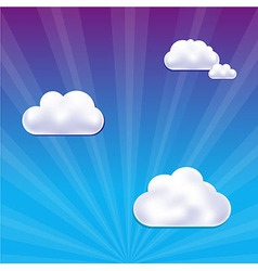 Cloud And Sky vector