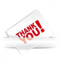 Grateful card vector