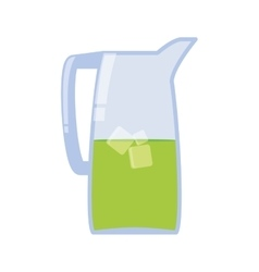 Jar icon Tea drink design graphic vector
