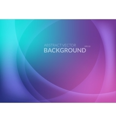 Violet and blue abstract background with lines vector image