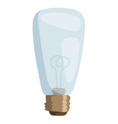 cartoon lamp lamp light vector image
