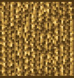 brush golden vertical lines background vector image