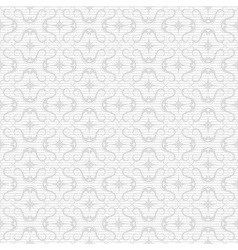 ornaments background gray vector image vector image