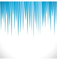 sharp blue strip background vector image vector image