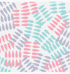 abstract pastel color design background pattern vector image
