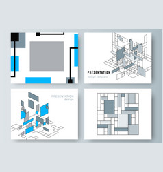 the minimalistic abstract layout of the vector image