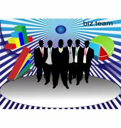 conceptual business illustration vector image
