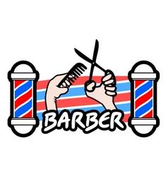 Barber symbol vector