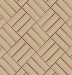 Color wooden parquet floor texture background vector