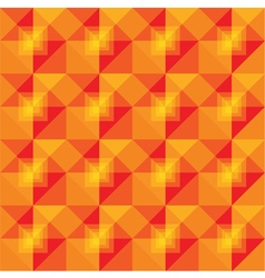 Warm abstract background vector