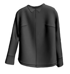 Black Jacket vector