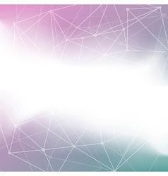 Transparent net modern background vector