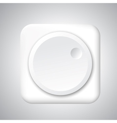 Volume app icon vector