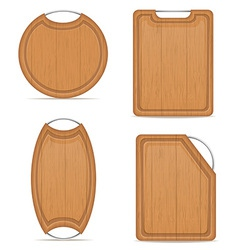 Cutting board 10 vector